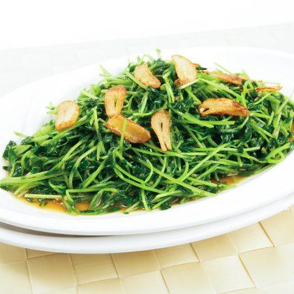 蒜香豆苗-1