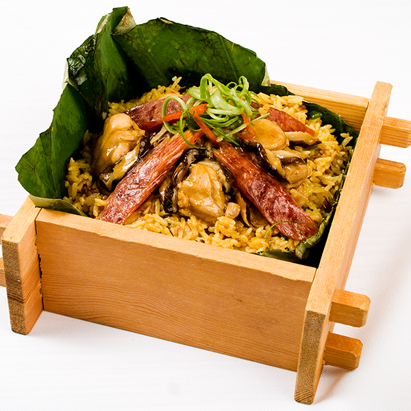 Lotus-Sausage-Chicken-Fried-Rice