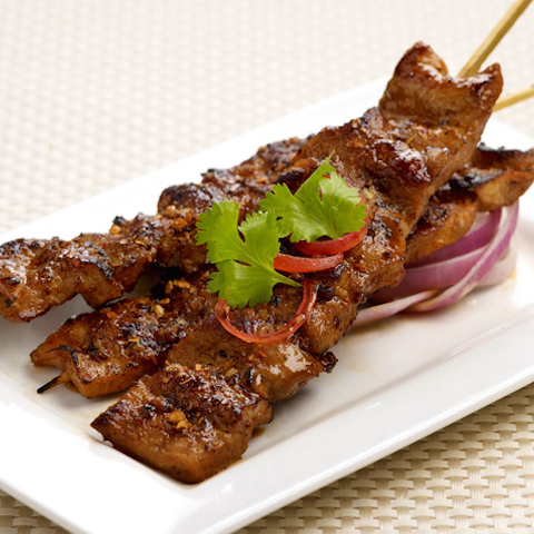 Pork-Skewer-with-Fragrant-Spice