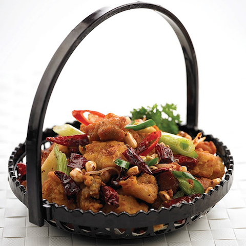 Sze-Chuan-Chicken-in-Basket