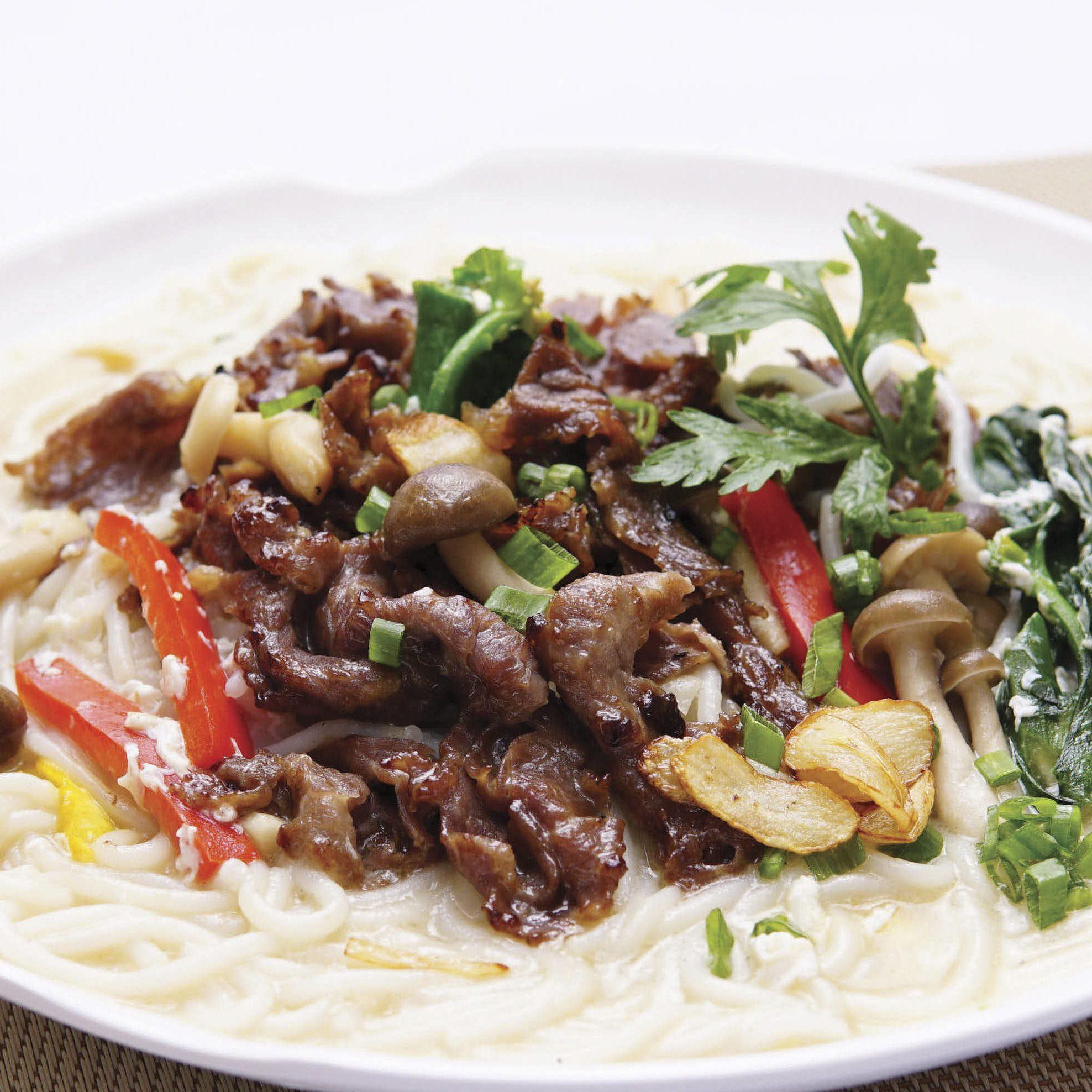 N7 Beef Mushroom Gravy Noodle