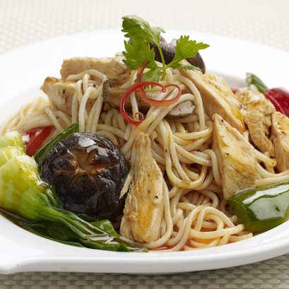 HG-3 Cups Chicken Fried Noodle