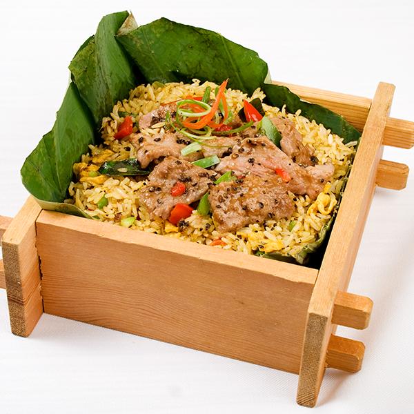 Lotus-Black-Pepper-Beef--Fried-Rice